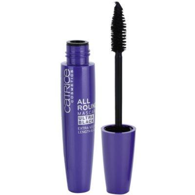 Mascara für längere, geschwungenere und vollere Wimpern