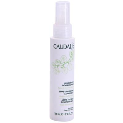 óleo desmaquilhante para pele sensível