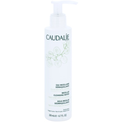Caudalie Cleaners&Toners Micellar Cleansing Water for Face and Eyes