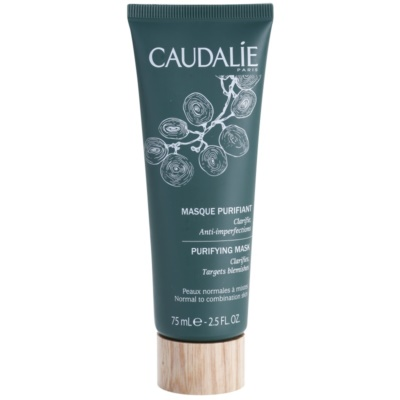 Caudalie Masks&Scrubs Cleansing Mask To Treat Skin Imperfections