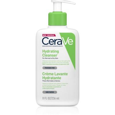 CeraVe Cleansers emulzija za čišćenje s hidratacijskim učinkom