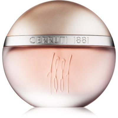 Cerruti 1881 pour Femme туалетна вода для жінок