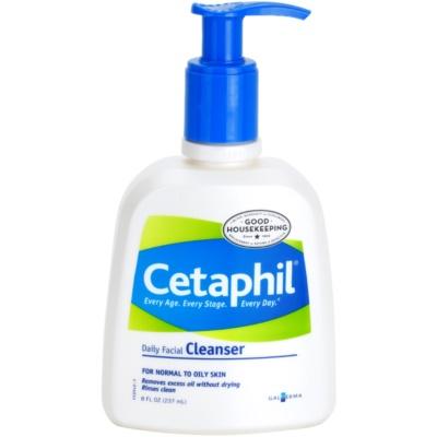 emulsión limpiadora para pieles normales y grasas