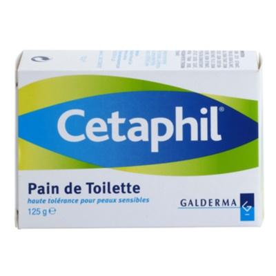 čisticí mýdlo pro suchou a citlivou pokožku