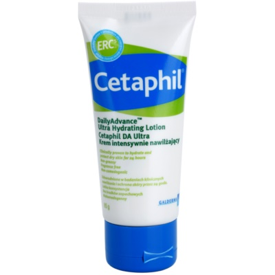 Cetaphil DA Ultra Intensive Hydrating Cream For Local Treatement