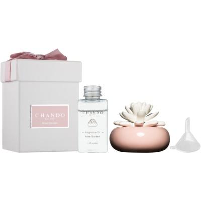 Chando Blooming Rose Garden aroma difusor com recarga