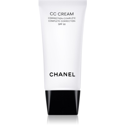 Chanel CC Cream Colour Correcting Cream SPF 50