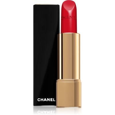 Chanel Rouge Allure intensywna, długotrwała szminka