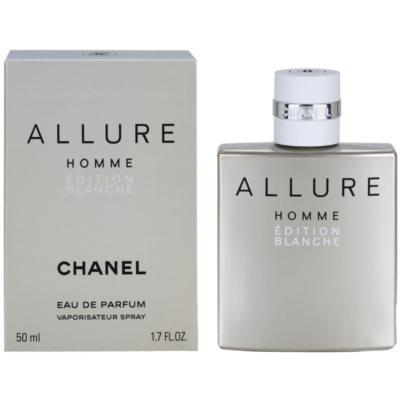 Chanel Allure Homme Édition Blanche eau de parfum férfiaknak