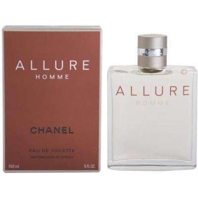 Chanel Allure Homme eau de toilette pentru barbati