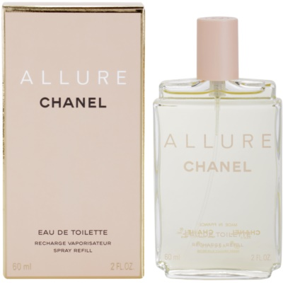 Eau de Toilette for Women 60 ml Refill