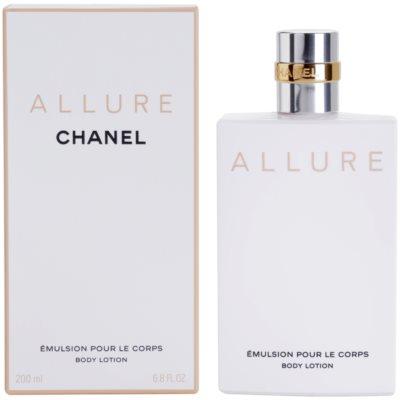 Chanel Allure leche corporal para mujer 200 ml