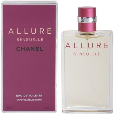 Chanel Allure Sensuelle Eau de Toilette pentru femei