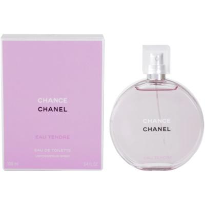 Chanel Chance Eau Tendre toaletná voda pre ženy