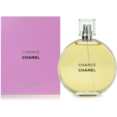 Chanel Chance Eau de Toillete για γυναίκες