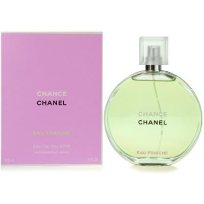 Chanel Chance Eau Fraîche toaletná voda pre ženy