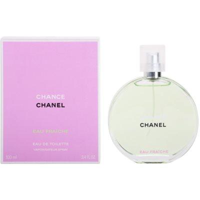 Chanel Chance Eau Fraîche woda toaletowa dla kobiet