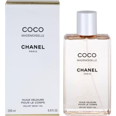 tělový olej pro ženy 200 ml