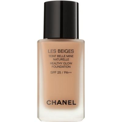 maquillaje con efecto iluminador para un aspecto natural SPF 25