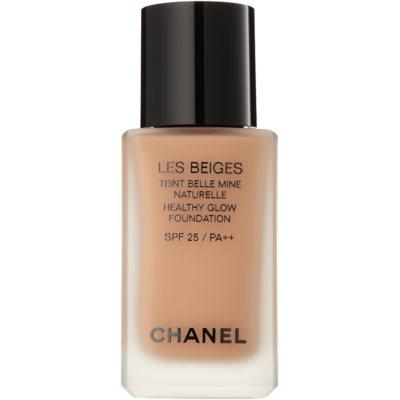 Chanel Les Beiges posvjetljujući puder za prirodni izgled SPF 25