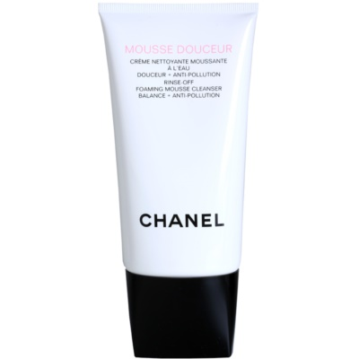 Abschminkschaum zur gründlichen Reinigung der Haut