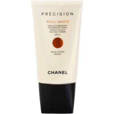 Chanel Précision Soleil Identité Self-Tanning Face Lotion SPF 8