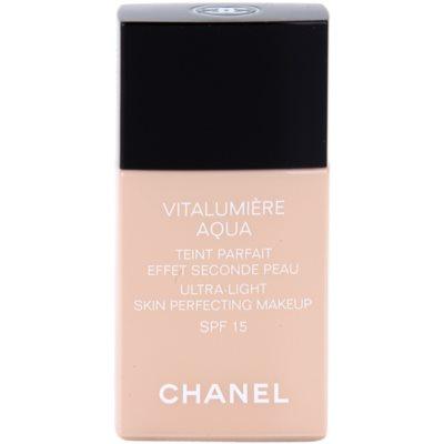 ultra lehký make-up pro zářivý vzhled pleti