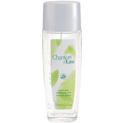 Chanson Chanson d'Eau déodorant avec vaporisateur pour femme 75 ml