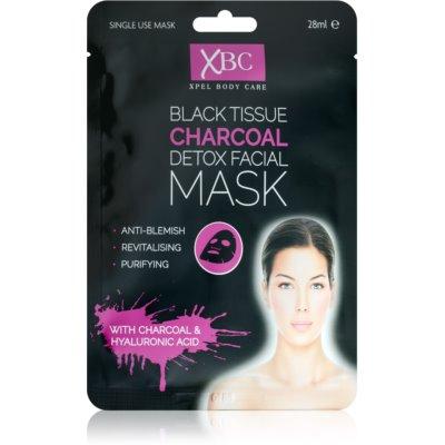 detoxikační maska