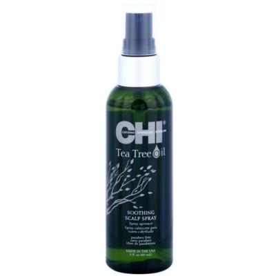 beruhigendes Spray gegen Reizungen und Jucken der Kopfhaut