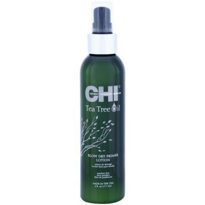 mléko pro tepelnou úpravu vlasů