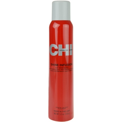 vlasový sprej pro lesk
