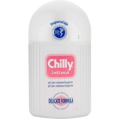 Chilly Intima Delicate gel na intimní hygienu s pumpičkou