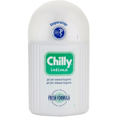 Chilly Intima Fresh gel de toilette intime avec pompe doseuse