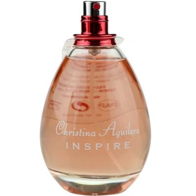 Christina Aguilera Inspire eau de parfum teszter nőknek
