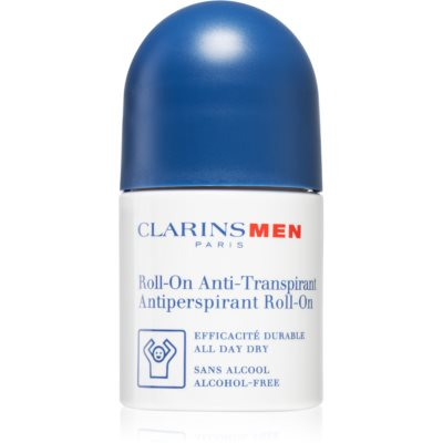 Clarins Men Body antyperspirant roll-on bez alkoholu