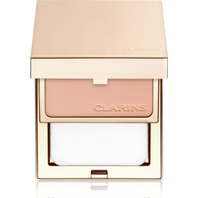 Clarins Face Make-Up Everlasting Compact Foundation tartós kompakt make-up SPF 9