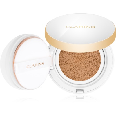 Clarins Face Make-Up Everlasting Cushion hosszantartó make-up szivaccsal SPF50