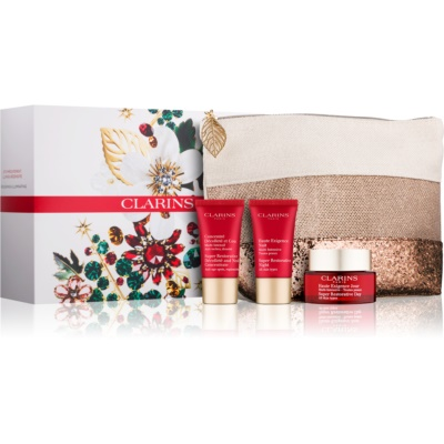 Clarins Super Restorative Cosmetic Set I.