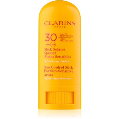 Clarins Sun Protection Sun Control Stick For Sun-Sensitive Areas SPF 30