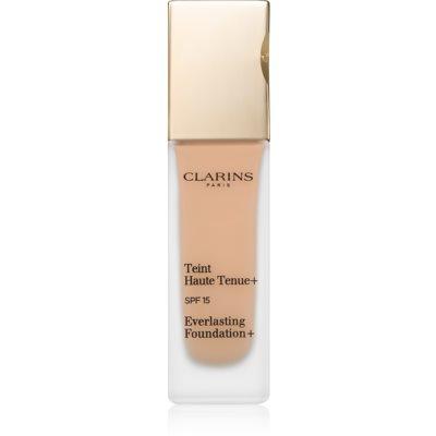 Clarins Face Make-Up Everlasting Foundation+ fond de teint liquide longue tenue SPF 15