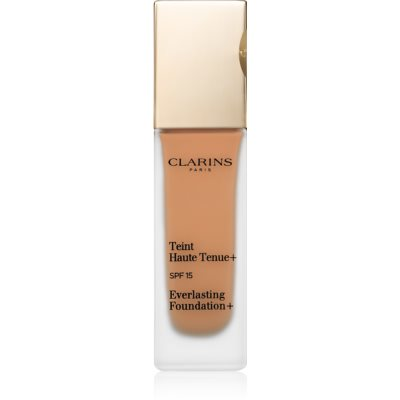 Clarins Face Make-Up Everlasting Foundation+ fond de teint liquide longue tenue SPF 15