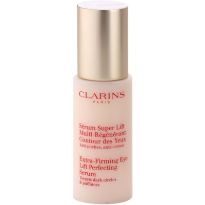 Clarins Extra-Firming Eye Lift Perfecting Serum Targets Dark Circless & Puffiness