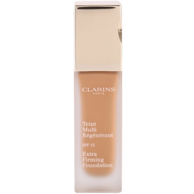 Clarins Face Make-Up Extra-Firming krémes make-up a bőröregedés ellen SPF 15