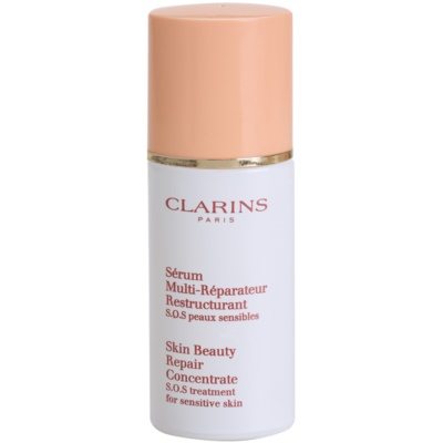 Clarins Gentle Care відновлююча олійка для чутливої шкіри схильної до почервонінь