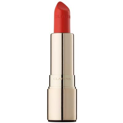 Clarins Lip Make-Up Joli Rouge hosszan tartó rúzs hidratáló hatással