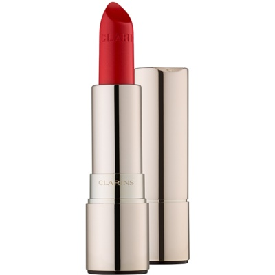 Clarins Lip Make-Up Joli Rouge Long - Lasting Lipstick With Moisturizing Effect