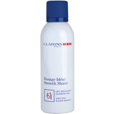 Clarins Men Shave Smooth Shave Foaming Gel