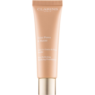 Clarins Pore Perfecting Pore-Minimising Mattifying Foundation