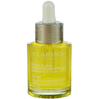 beruhigendes und regenerierendes Öl für trockene Haut